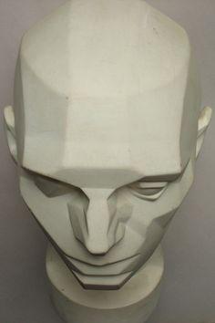 John Asaro - Planes of the Head