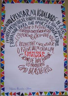 Café com História e Educação - by Alessandra Ferreira: MODELO DE CARTAZES E MURAIS - DIA DA CONSCIÊNCIA NEGRA
