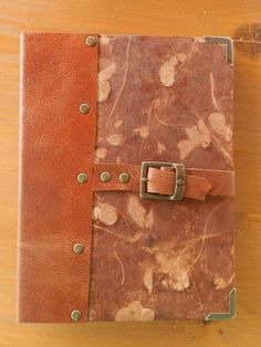 handmade notebook 240pages