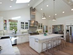 Ranch Style Home Kitchen