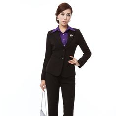 Free shipping New arrival dress women work wear women slim blazer work wear women's dress for the office lady business suit(China (Mainland)...