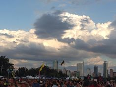 ACL Festival Oct. 2013. Photo by Leigh
