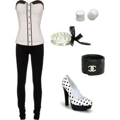"""B Two"" by mcdowelln on Polyvore"