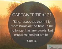 Tip #121 - Sing! 03.20.17