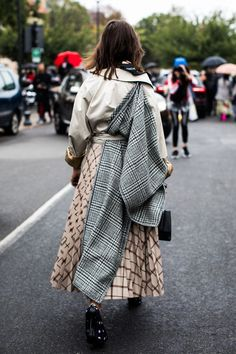 FWSS18 street style fashion week paris printemps ete 2018