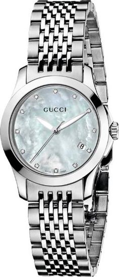 c93c353109a YA126504 - Authorized Gucci watch dealer - Ladies Gucci G-Timeless