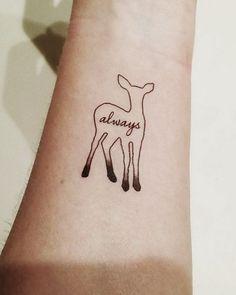 Voici quelques idées de tatouages pour les fans d'Harry Potter !