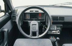 Citroen BX Interior #10