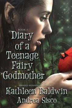 Diary of a Teenage Fairy Godmother by Kathleen Baldwin and Andrea Sisco  Jess Harrison is in trouble. Lilliana is her fairy godmother, a warrior who protects Cinderella's decendents, of which Jess is one. When Jess' brother dies, the only one she can rely on is her other brother, Jake, who is falling in love with Lilliana (the new girl at school). With a fairy realm enemy trying to kill them, Lilliana must save them all while not falling in love with Jake.