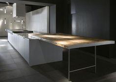 Duemilaotto Kitchen by Boffi