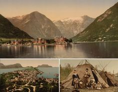 Norway before there were towns