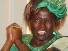 """Wangari Maathai """"The Tree Lady"""" by Will Levitt"""