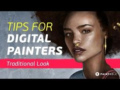 Paintable How to Achieve a Traditional Look With Texture Brushes - Paintable