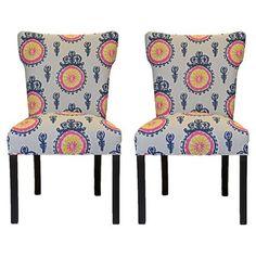 Calypso Side Chair (Set of 2) at Joss & Main