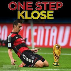 For Klose #GER