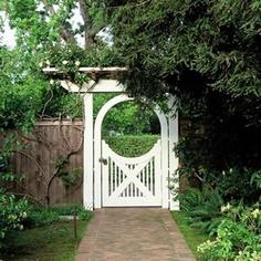 SCDA: Portfolio: Elements of a Garden: Gates & Gateways