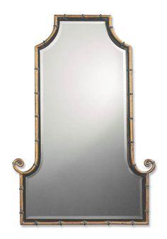 Uttermost 10770 B Himalaya Iron Mirrors
