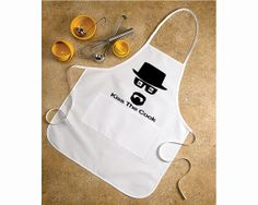 Breaking Bad - Kiss the Cook Apron