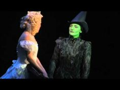 Willemijn Verkaik & Katie Rose Clark - For Good *HQ* on Broadway - Wicked