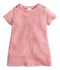 Fine-knit Dress   H&M US