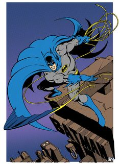 Batman by Jose Luis Garcia Lopez