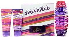 women justin bieber justin bieber's girlfriend gift set 3 pc