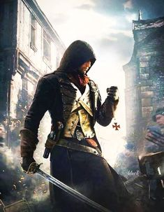 Assassin's Creed: Unity Arno Dorian Wallpaper