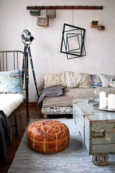 today i discovered a really creative finish blog i had a crush on...the owners restored an old...