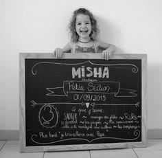 rentrée petite section maternelle premiere année tableau souvenir blackbord  (3)