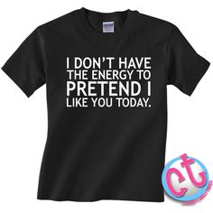 Funny T-Shirt Mens Womens Ladies Shirt Funny Shirt Gift for Friend... ($15) ❤ liked on Polyvore