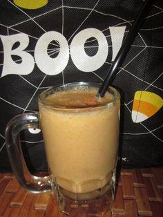 Iced Pumpkin Latte' Low-fat, Low-sugar from chubbychickshealthclub.com
