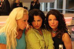 Charlie's Angels - Opera Edition Malena Ernman, Anna Netrebko & Katija Dragojevic; Don Giovanni - Baden-Baden 2013