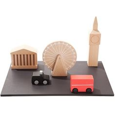 Magnetic London City Set  @ acorntoyshop.com