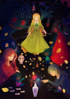 Mary The Princess (IB) by Ningyo-San on deviantART