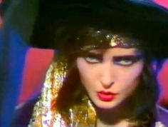 the incomparable siouxsie sioux