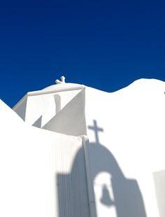 Antiparos / Church Shadow