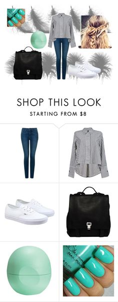 """""""Me"""" by cudagirl831 ❤ liked on Polyvore featuring NYDJ, Vans, Proenza Schouler, Eos, women's clothing, women's fashion, women, female, woman and misses"""