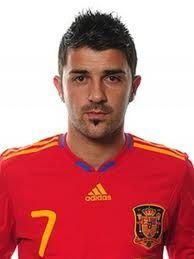 Maximo Goleador. Origen Español mejor jugador de la seleccion Española siendo el maximo goleador de los mundiales 2006, 2010 con 4 goles en mundial 2006 y 2 en el 2010 y aun le falta el mundial de brasil 2014.