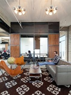 Inside Ticketfly's Stylish San Francisco Headquarters