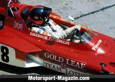 Fittipaldi 1970 | Formel 1 1970, Österreich GP, Österreichring, Emerson Fittipaldi ...