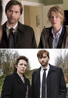 I've seen the American version of Broadchurch Gracepoint, but not the British Broadchurch itself.