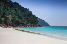 Mergui beaches and islands