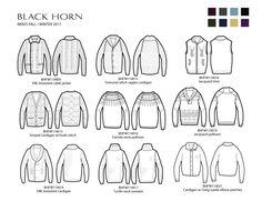 Clothing sketch by Eun Kim at Coroflot.com | Male Fashion ...