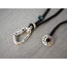 Babylonia popular silver handmade solidarity necklace