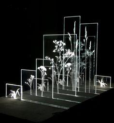 British Glass Biennale People's prize and craft&design award winners Light Art, Instalation Art, Licht Box, 3d Studio, Exhibition Display, Display Design, Design Set, Event Design, Stage Design
