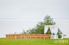 Tuż przed ceremonią / Just before the ceremony