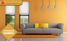 Interior Design is making the best possible use of the available space. For more http://www.academyofappliedarts.com/interior-design/