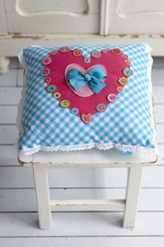 Do it yourself cushion - lief! lifestyle