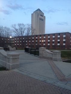 Northern Illinois University - My alma mater. A beautiful campus, and a great place to learn and grow.