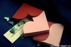 Pudełeczko w kształcie serca   #pudelko #pudeleczko #pudelkoprezentowe #serce #pudelkoserce #sposobwykonania #jakzrobic #instrukcja #lubietworzyc #DIY #Walentynki #ValentinesDay #howto #handmade #papercraft #instruction #gift #prezent #giftbox #box #heart #heartbox